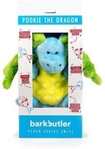 Barkbutler Pookie the dragon – Soft dog Toy – L