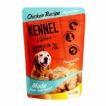 Kennel Kitchen Wet Dog Food Chicken Chunks 100 Gm