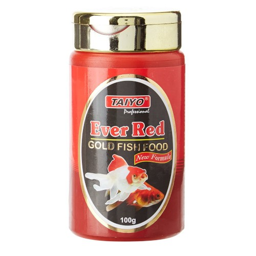 taiyo ever red gold fish food