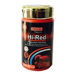 Taiyo Hi-Red Fish Food 100 g