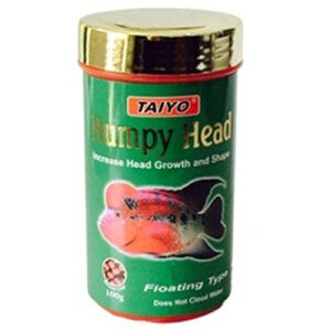 Taiyo Hump Head Fish Food 100 g