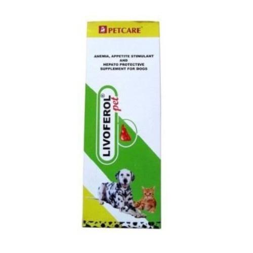 Petcare Livoferol