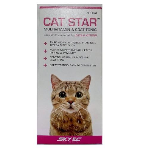 cat star tonic
