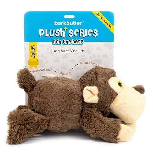 barkbutler dog toy