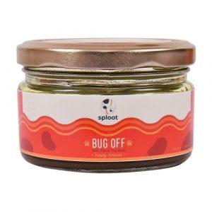 Sploot Bug Off Natural Anti Tick & Flea Cream for dogs